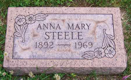 STEELE, ANNA MARY - Stark County, Ohio | ANNA MARY STEELE - Ohio Gravestone Photos