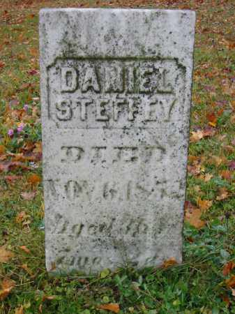 STEFFEY, DANIEL - Stark County, Ohio | DANIEL STEFFEY - Ohio Gravestone Photos