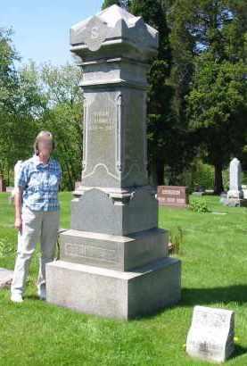 STEINMETZ, HIRAM - Stark County, Ohio | HIRAM STEINMETZ - Ohio Gravestone Photos
