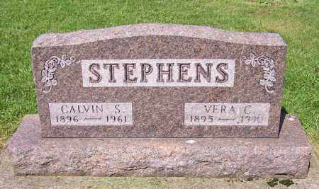 STEPHENS, CALVIN S. - Stark County, Ohio | CALVIN S. STEPHENS - Ohio Gravestone Photos