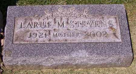 STEVENS, LARUE M. - Stark County, Ohio | LARUE M. STEVENS - Ohio Gravestone Photos
