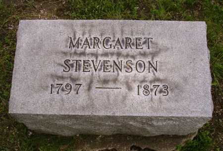 STEVENSON, MARGARET - Stark County, Ohio | MARGARET STEVENSON - Ohio Gravestone Photos