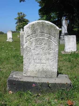 STICKLER, PETER - Stark County, Ohio | PETER STICKLER - Ohio Gravestone Photos