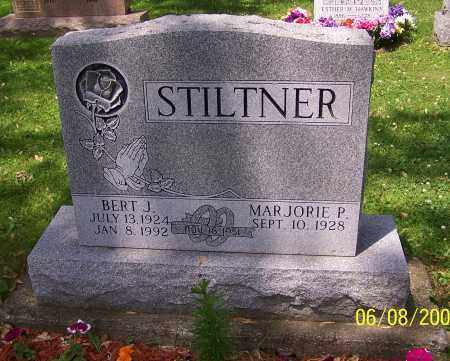 STILTNER, MARJORIE P. - Stark County, Ohio | MARJORIE P. STILTNER - Ohio Gravestone Photos