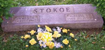 STOKOE, HATTIE I. - Stark County, Ohio | HATTIE I. STOKOE - Ohio Gravestone Photos