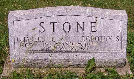 STONE, CHARLES H. - Stark County, Ohio | CHARLES H. STONE - Ohio Gravestone Photos