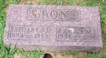 STONE, STUART S. - Stark County, Ohio | STUART S. STONE - Ohio Gravestone Photos