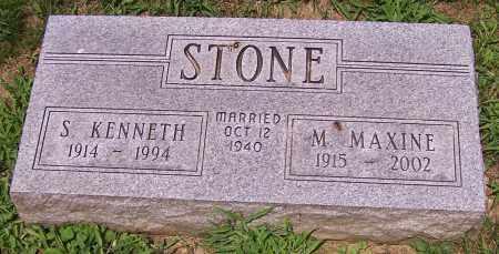 STONE, M. MAXINE - Stark County, Ohio | M. MAXINE STONE - Ohio Gravestone Photos