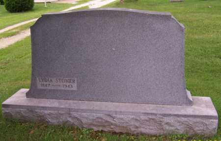 STONER, LYDIA - Stark County, Ohio | LYDIA STONER - Ohio Gravestone Photos