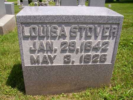 BEARDSLEY STOVER, LOUISA - Stark County, Ohio | LOUISA BEARDSLEY STOVER - Ohio Gravestone Photos