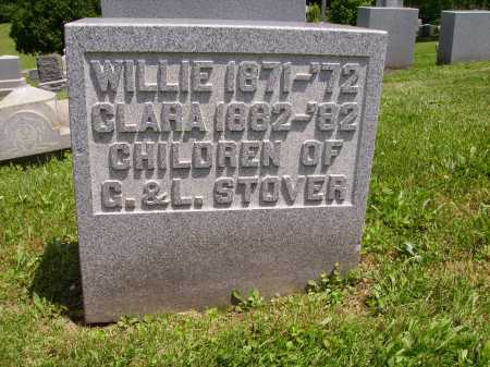 STOVER, WILLIE - Stark County, Ohio | WILLIE STOVER - Ohio Gravestone Photos