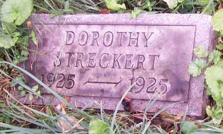STRECKERT, DOROTHY - Stark County, Ohio | DOROTHY STRECKERT - Ohio Gravestone Photos