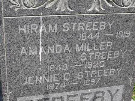 STREEBY, AMANDA - Stark County, Ohio | AMANDA STREEBY - Ohio Gravestone Photos