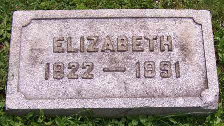 STRIPE, ELIZABETH - Stark County, Ohio | ELIZABETH STRIPE - Ohio Gravestone Photos