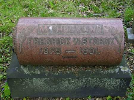 STORCK, FREDRICK W. - Stark County, Ohio | FREDRICK W. STORCK - Ohio Gravestone Photos