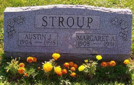 STROUP, MARGARET A. - Stark County, Ohio | MARGARET A. STROUP - Ohio Gravestone Photos