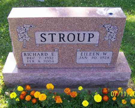 STROUP, RICHARD E. - Stark County, Ohio | RICHARD E. STROUP - Ohio Gravestone Photos
