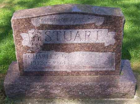 STUART, CHARLES G. - Stark County, Ohio | CHARLES G. STUART - Ohio Gravestone Photos
