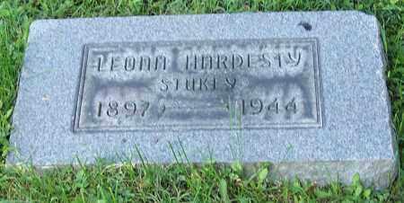 STUKIY, LEONA HARDESTY - Stark County, Ohio | LEONA HARDESTY STUKIY - Ohio Gravestone Photos