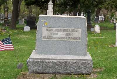 SULLIVAN, CAPT. JOHN - Stark County, Ohio | CAPT. JOHN SULLIVAN - Ohio Gravestone Photos