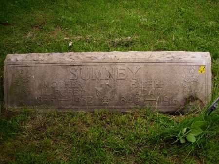 SUMNEY, MARGRET - Stark County, Ohio | MARGRET SUMNEY - Ohio Gravestone Photos