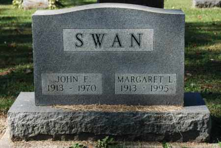 SWAN, JOHN E. - Stark County, Ohio | JOHN E. SWAN - Ohio Gravestone Photos