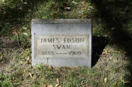 SWAN, JAMES EDSON - Stark County, Ohio | JAMES EDSON SWAN - Ohio Gravestone Photos