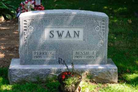 JOHNSON SWAN, BESSIE I. - Stark County, Ohio | BESSIE I. JOHNSON SWAN - Ohio Gravestone Photos