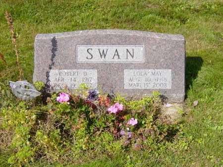 HATTERY SWAN, LOLA MAY - Stark County, Ohio | LOLA MAY HATTERY SWAN - Ohio Gravestone Photos