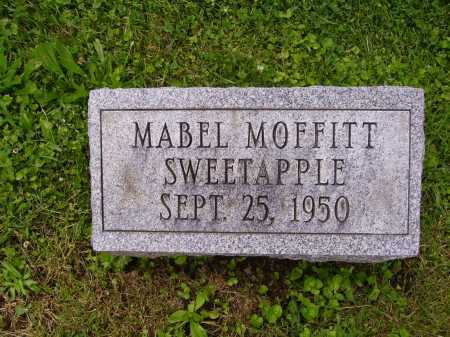 SWEETAPPLE, MABEL - Stark County, Ohio | MABEL SWEETAPPLE - Ohio Gravestone Photos