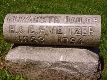 SWEITZER, ELIZABETH - Stark County, Ohio | ELIZABETH SWEITZER - Ohio Gravestone Photos