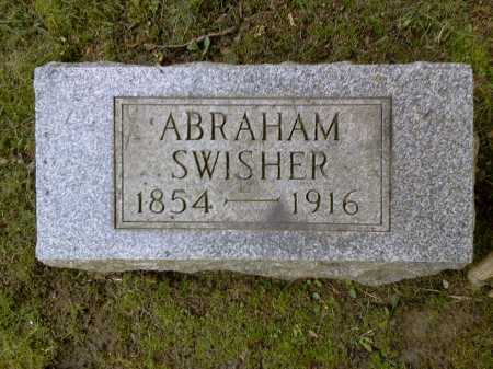 SWISHER, ABRAHAM - Stark County, Ohio | ABRAHAM SWISHER - Ohio Gravestone Photos