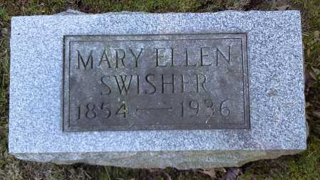 SWISHER, MARY ELLEN - Stark County, Ohio | MARY ELLEN SWISHER - Ohio Gravestone Photos
