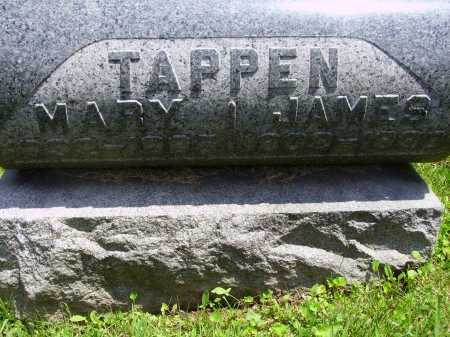 TAPPEN, JAMES - MONUMENT - Stark County, Ohio | JAMES - MONUMENT TAPPEN - Ohio Gravestone Photos
