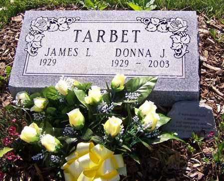 TARBET, DONNA J. - Stark County, Ohio | DONNA J. TARBET - Ohio Gravestone Photos