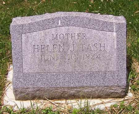 TASH, HELEN J. - Stark County, Ohio | HELEN J. TASH - Ohio Gravestone Photos