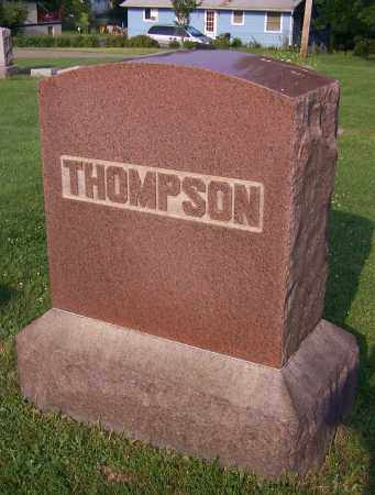 THOMPSON, FAMILY - Stark County, Ohio | FAMILY THOMPSON - Ohio Gravestone Photos