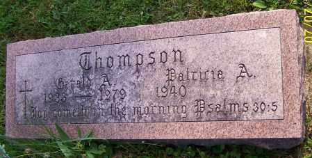 THOMPSON, PATRICIA A. - Stark County, Ohio | PATRICIA A. THOMPSON - Ohio Gravestone Photos