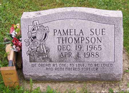 THOMPSON, PAMELA SUE - Stark County, Ohio | PAMELA SUE THOMPSON - Ohio Gravestone Photos