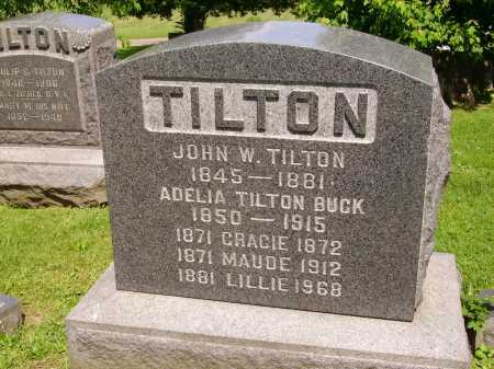 TILTON, LILLIE - Stark County, Ohio | LILLIE TILTON - Ohio Gravestone Photos