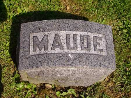 TILTON, MAUDE - Stark County, Ohio | MAUDE TILTON - Ohio Gravestone Photos