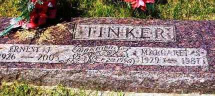 TINKER, MARGARET S. - Stark County, Ohio | MARGARET S. TINKER - Ohio Gravestone Photos