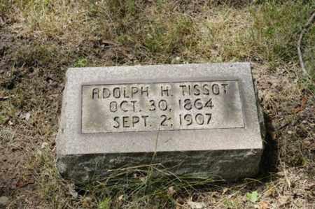 TISSOT, ADOLPH H. - Stark County, Ohio | ADOLPH H. TISSOT - Ohio Gravestone Photos