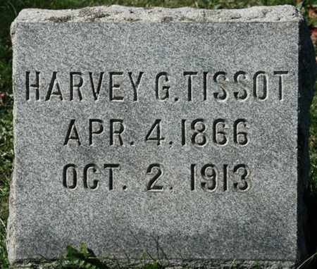 TISSOT, HARVEY G. - Stark County, Ohio | HARVEY G. TISSOT - Ohio Gravestone Photos