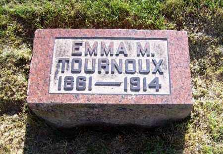 TOURNOUX, EMMA M. - Stark County, Ohio | EMMA M. TOURNOUX - Ohio Gravestone Photos