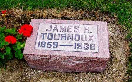 TOURNOUX, JAMES H. - Stark County, Ohio | JAMES H. TOURNOUX - Ohio Gravestone Photos