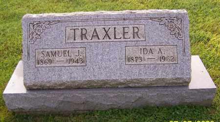 TRAXLER, SAMUEL J. - Stark County, Ohio | SAMUEL J. TRAXLER - Ohio Gravestone Photos