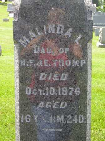 TROMP, MALINDA L. - Stark County, Ohio | MALINDA L. TROMP - Ohio Gravestone Photos
