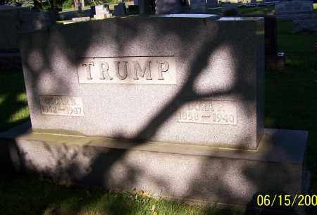 TRUMP, OSCAR B. - Stark County, Ohio | OSCAR B. TRUMP - Ohio Gravestone Photos