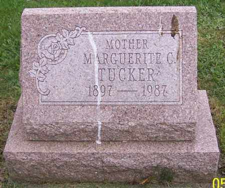 TUCKER, MARGUERITE C. - Stark County, Ohio | MARGUERITE C. TUCKER - Ohio Gravestone Photos